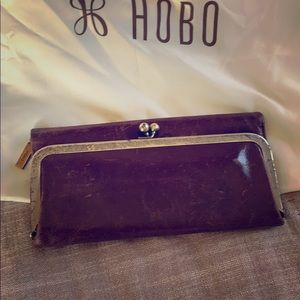 Vintage Lauren leather HOBO wallet